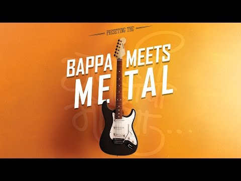 BAPPA MEETS METAL [ Official Video ] - Rohit, Sridhar and Kaushik