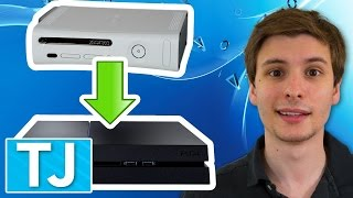 Upgrade Your Xbox 360 to Playstation 4 for Free