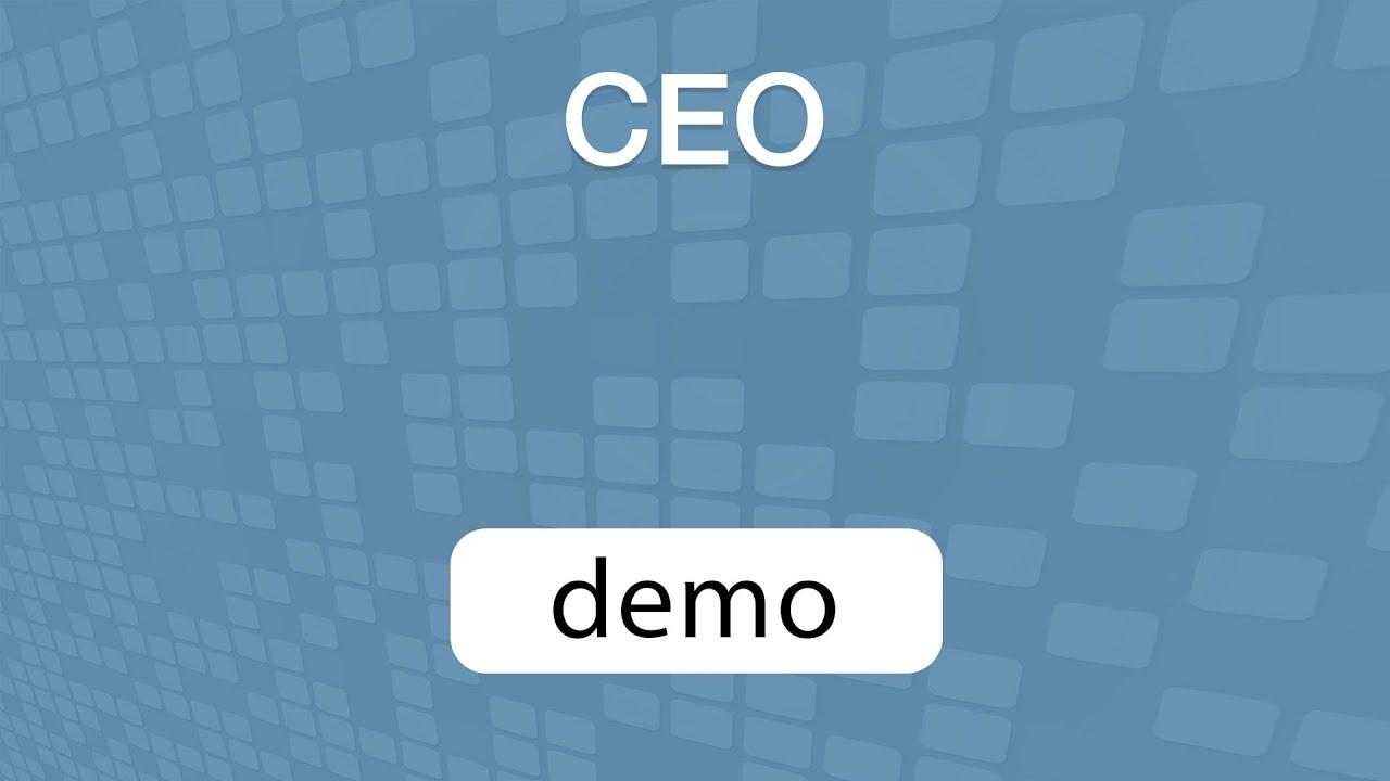 GoVenture CEO (1-Min Demo Video)