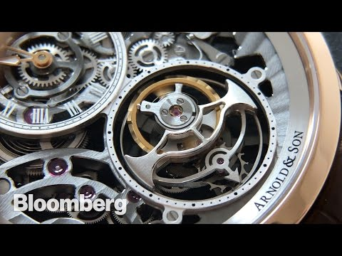 Thumbnail: The Painstaking Art of Making a Luxury Watch