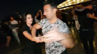 Elif Seda & Kuban Turan - Socail Salsa - Summer Dance Project