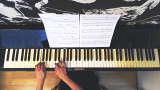 KAGEMUSHA / 2CELLOS -piano cover