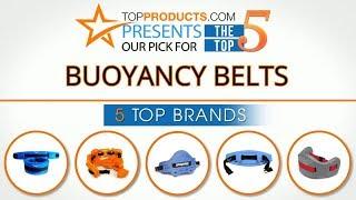 Best Buoyancy Belt Reviews 2017 – How to Choose the Best Buoyancy Belt