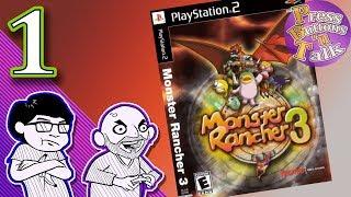 Monster Rancher 3, Ep. 1: Tochikan Bochikan - Press Buttons
