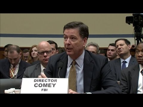 FBI testimony on Clinton's email in :90