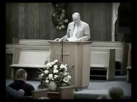 Pastor Charles Lawson: Teaching on Eugenics + Mind Control