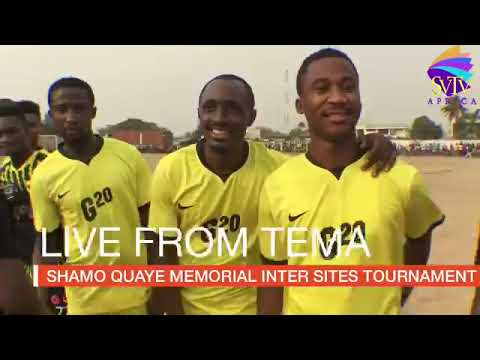 SHAMO QUAYE MEMORIAL FOOTBALL COMPETITION