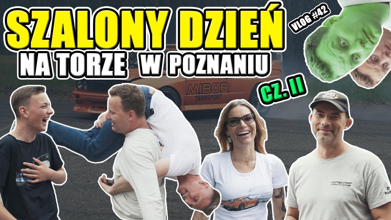 Wygrałem na Poznaniu! I (prawie) kiss the Kickster xD - vlog #42