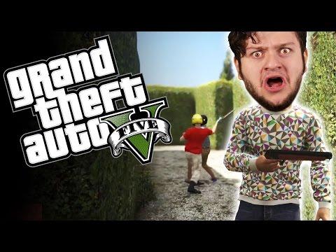 GTA 5 PC Online Funny Moments - HIDE N GO AMERICA! (Custom Games)