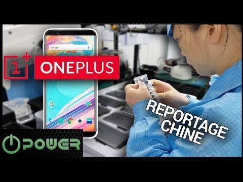Dans les coulisses exclusives de OnePlus en Chine : locaux, usine, 5T (Power 153)