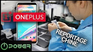 EXCLUSIF : Dans les coulisses de OnePlus en Chine (locaux, usine, 5T) - Power 153