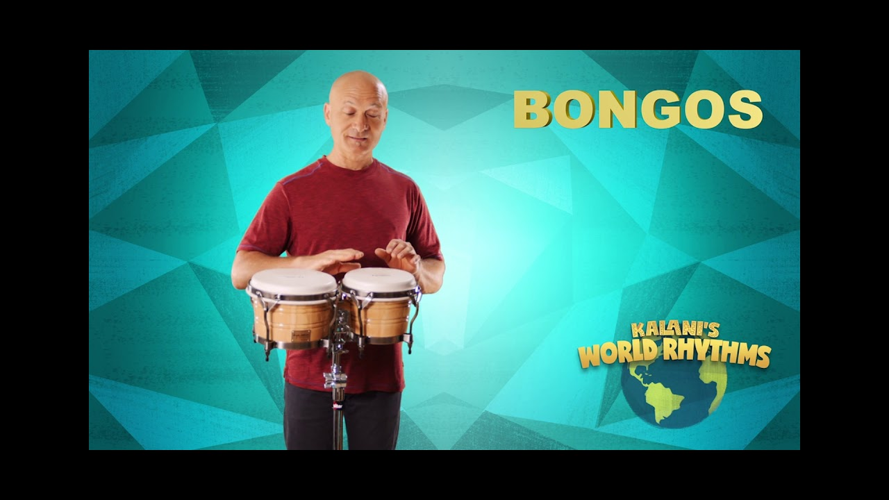Kalani's World Rhythms - Play & Sing Music from the