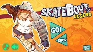 Skater Boy Legend - Android GamePlay Trailer