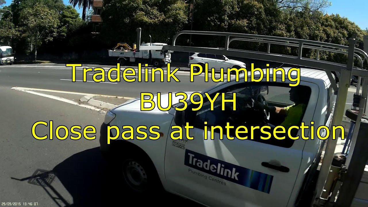 Tradelink Plumbing Bu39yh Close Pass And Left Hook Youtube
