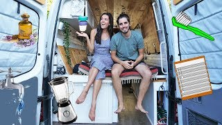 Van Life Essentials | 10 items we couldn't live without