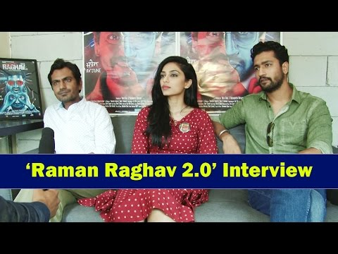 Nawazuddin, Vicky Kaushal, Sobhita Dhulipala Talk about ''Raman Raghav 2.0''   Interview   Media