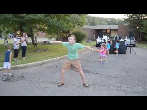West Woods School Picnic, September 5th 2014, Amazing Max Show