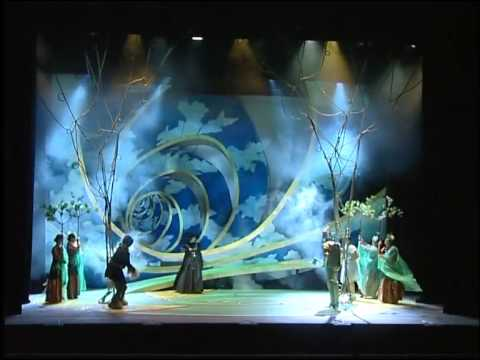 i theatre 39 s the wizard of oz 2008 youtube