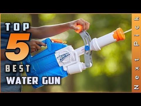 Top 5 Best Water Gun Review in 2020