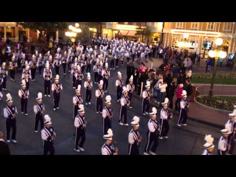 Hamburg High School Band Disney World