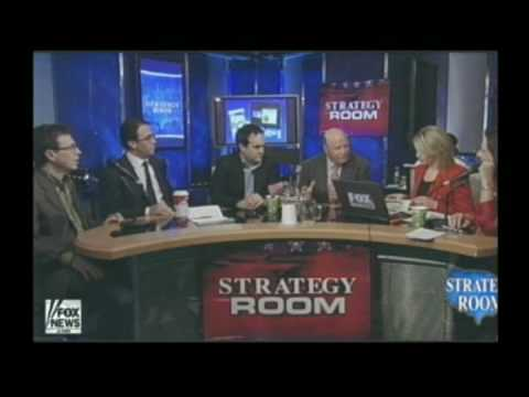 Michael Maslansky on Fox Strategy Room with Heather Nauert 12/04/08 (Part 9 of 10)