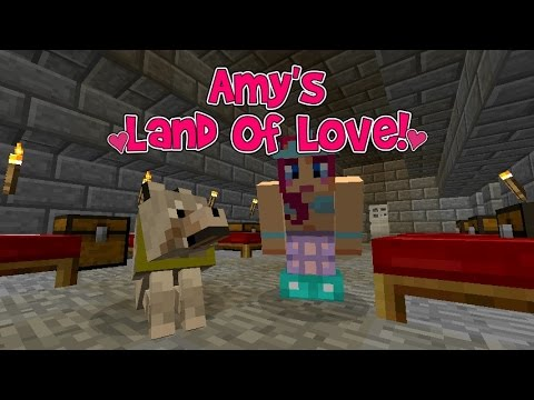 Amy's Land Of Love! Ep.154 The Survival Bunker! | Amy Lee33