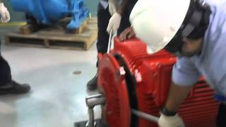 Electric motor Disassembly and Assembly