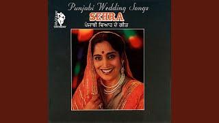 Punjabi Wedding Tappe