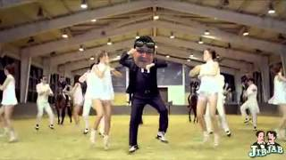 Pepe Gangnam Style