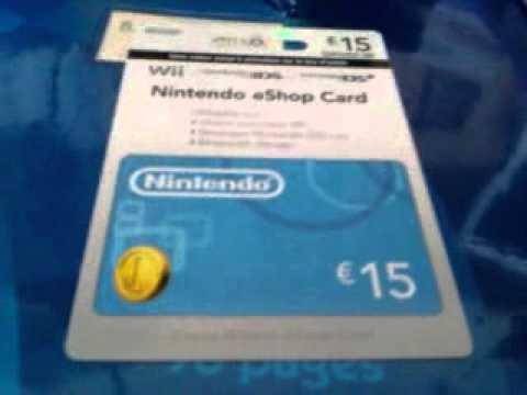 how to get nintendo eshop cards for free