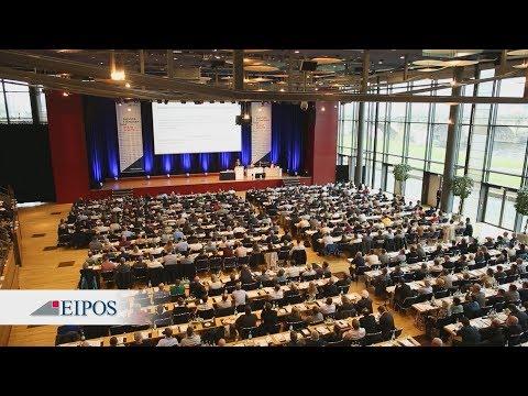 18. EIPOS Sachverständigentage Brandschutz in Dresden