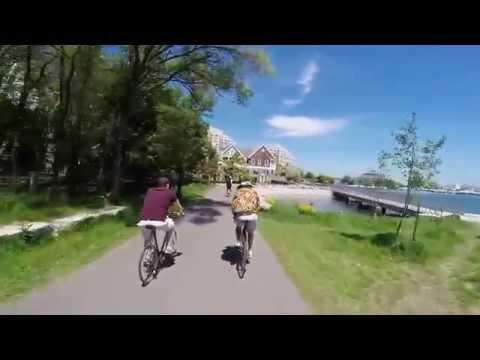 Toronto Lakeshore Bike Ride 06012014