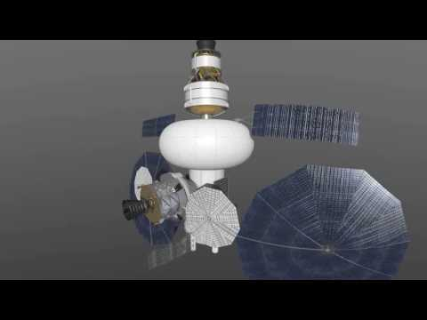 Solar Electric Propulsion (SEP) Vehicle Concept