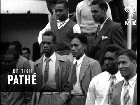 Pathe Reporter Meets (1948)