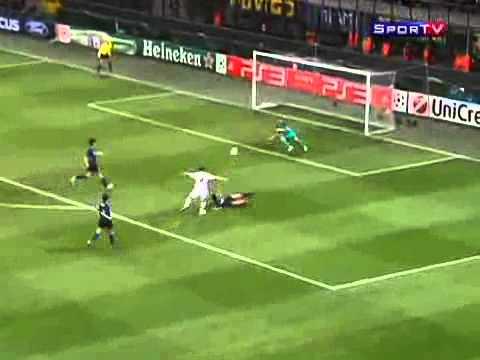 Футбол интер шальке 04 видео