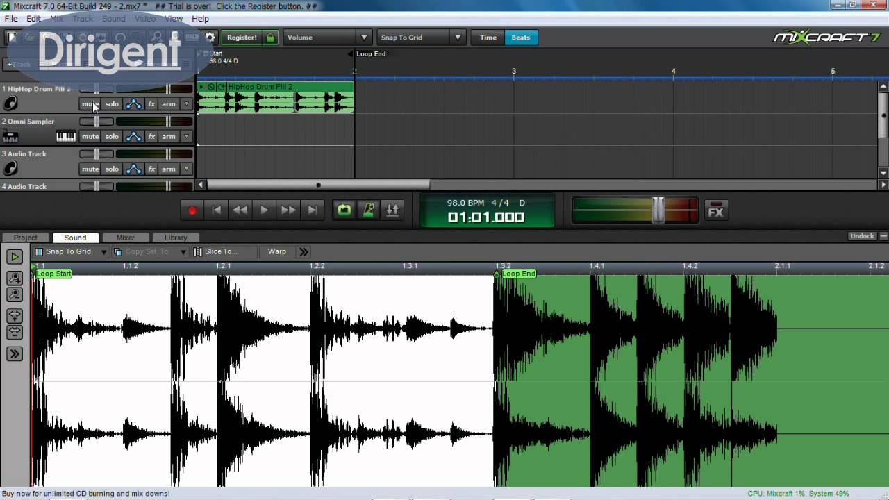 acoustica mixcraft 7 full