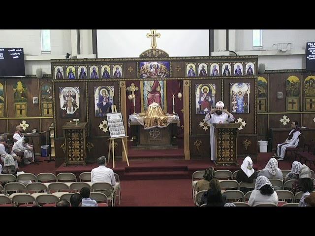 Sermon - September 23, 2018