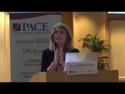 Jennifer O'Day - Three Years Later: Evaluating the Implementation of LCFF