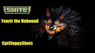Smite - Fenrir the Unbound