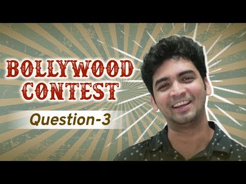 Lucky Winner 5000/- Rs | Bollywood Contest | Question 3