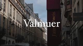 Valmuer founder Chirstine wei クリスティンウェイ スプリングコーディ...