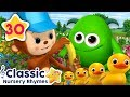 BRAND NEW | 5 Little Ducks, Monkeys And Monsters! | +More Classic Nursery Rhymes | Little Baby Bum
