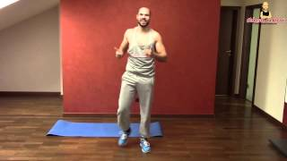 exercitii pentru slabit - funky hiit pentru slabit- exercitii pentru picioare, umeri si piept