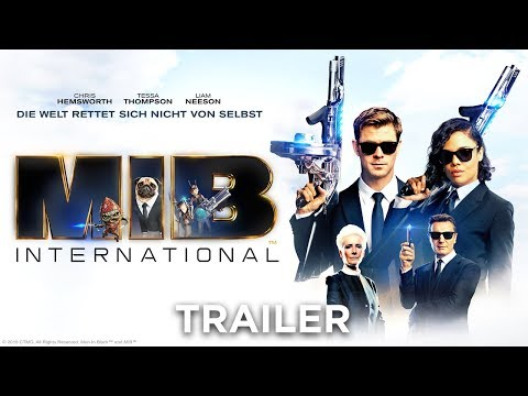 MEN IN BLACK™: INTERNATIONAL - Trailer 2 - Ab 13.6.19 im Kino!