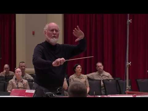 Marine Band Celebrates Anniversary with John Williams