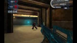 Warhammer 40,000: Fire Warrior (PS2) Online Deathmatch (Divided)