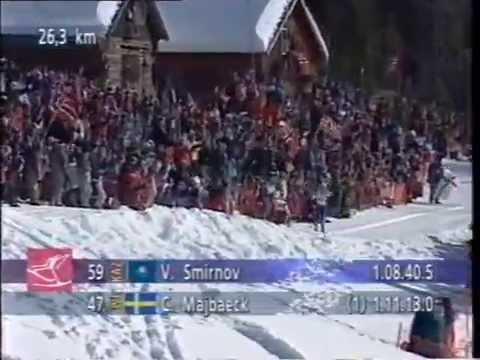 Olympiske høydepunkter - Del 2 - Lillehammer 1994 Winter Olympics