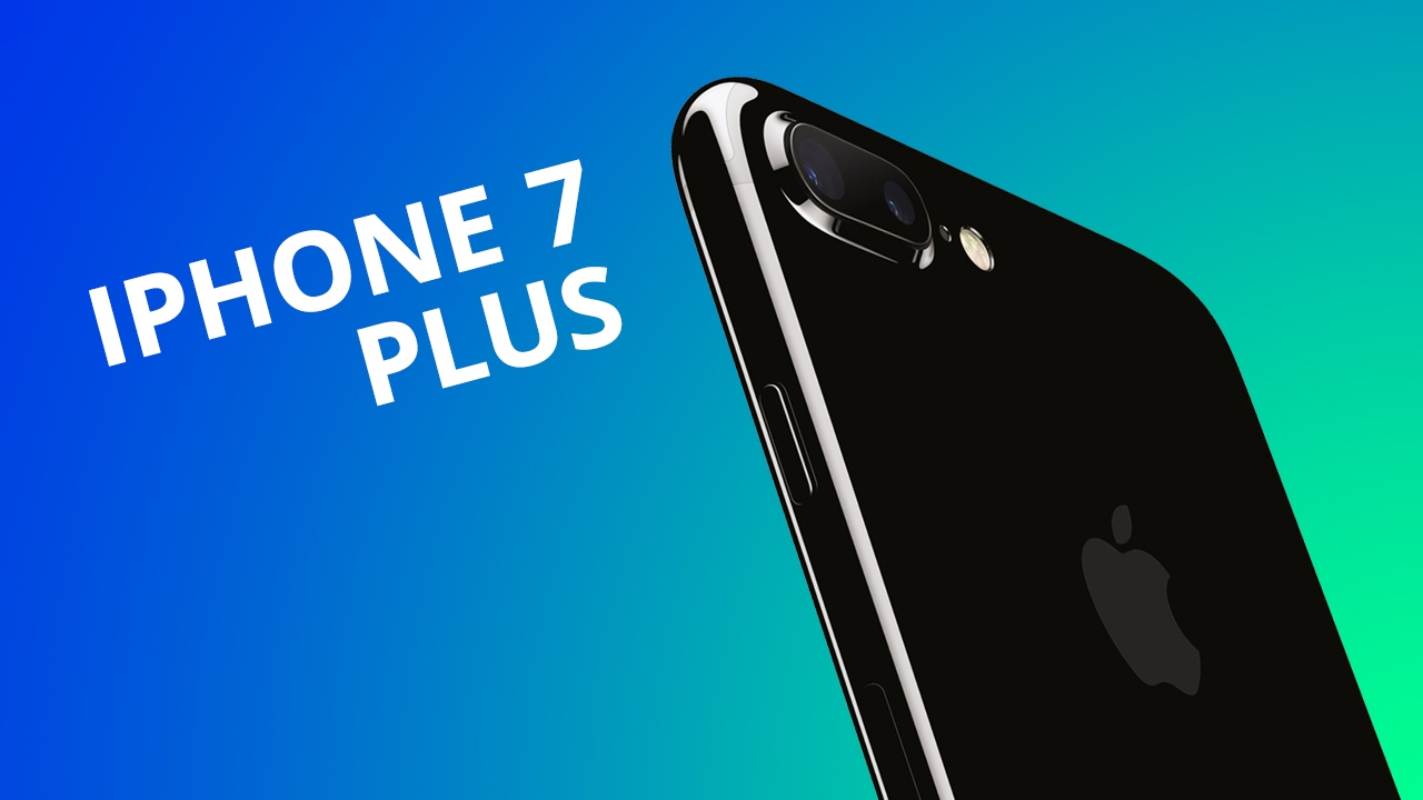 182712452c3 iPhone 7 Plus Jet Black [Análise/Review] - Vídeos - Canaltech
