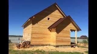 Теплый шов на брусе(Утепление швов - важная составляющая часть внешней отделки постройки. Что бы сохранить тепло в доме, снизит..., 2015-09-14T11:53:28.000Z)