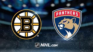 Reimer posts 46-save shutout in Panthers' 3-0 victory